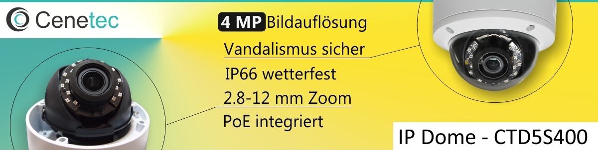 IP Kamera CTD5S400